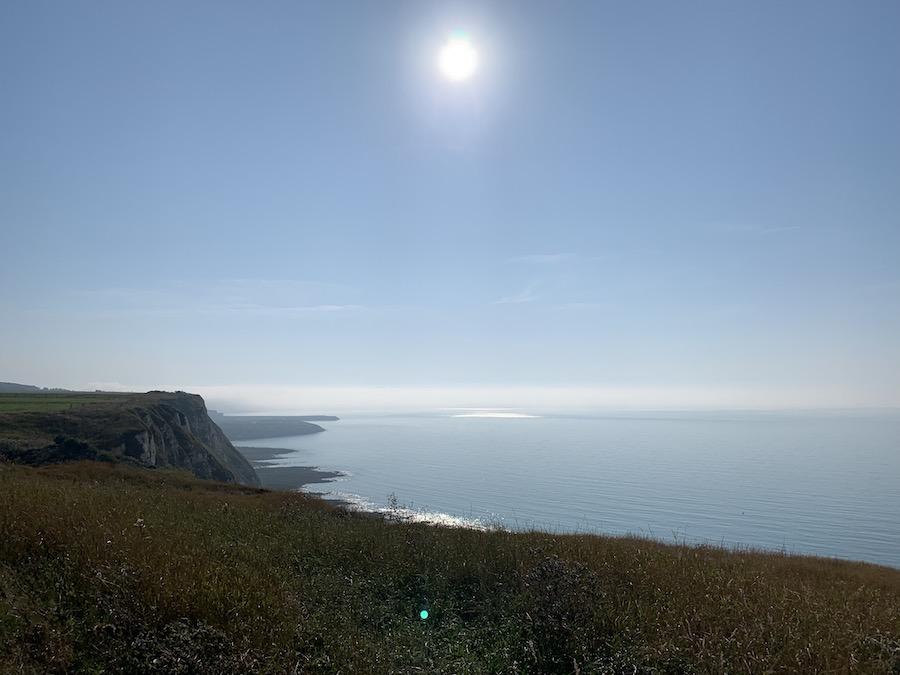 Küste der Haute Normandie