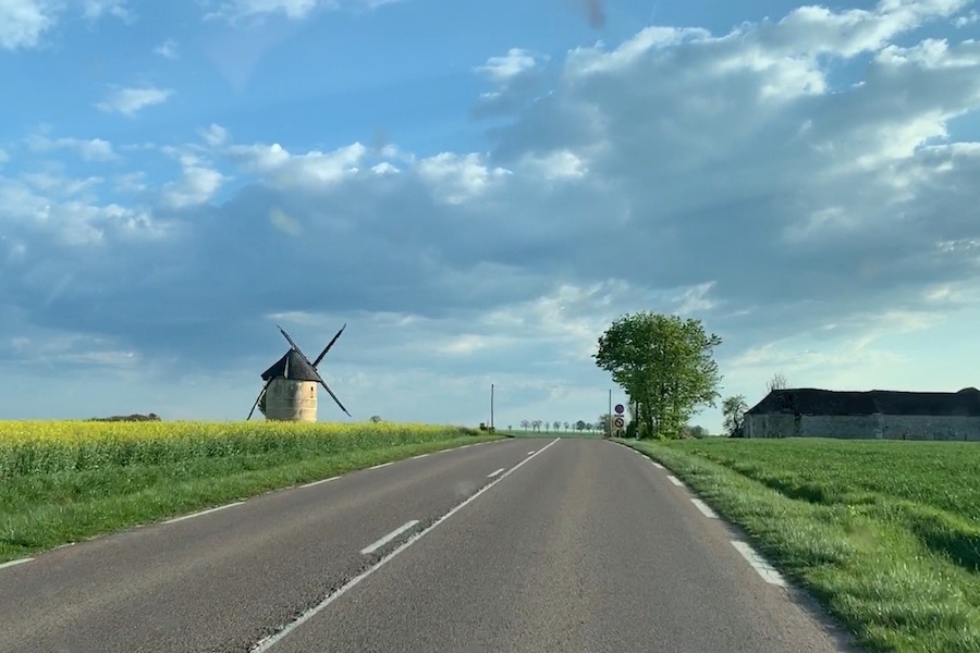 Alte Mühle Dautin in Migé