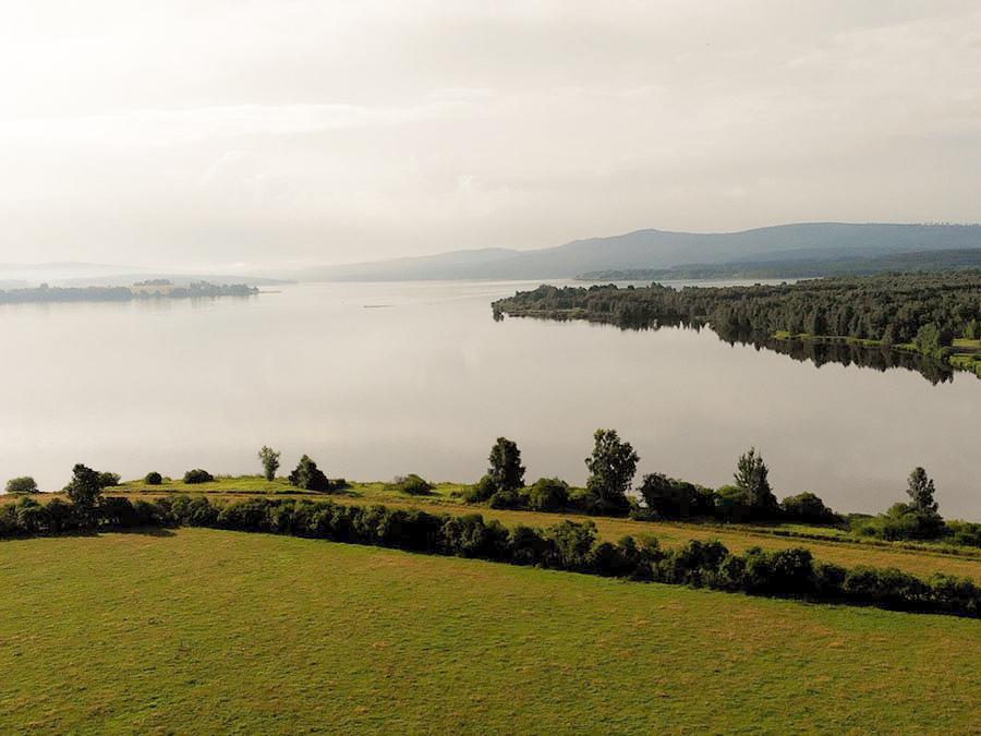 Lipno Reservoir, Overlanding in Southern Bohemia - Czech Republic