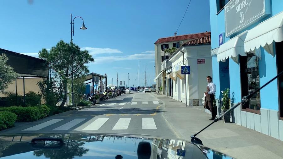 Hafenstadt Izola in Slowenien