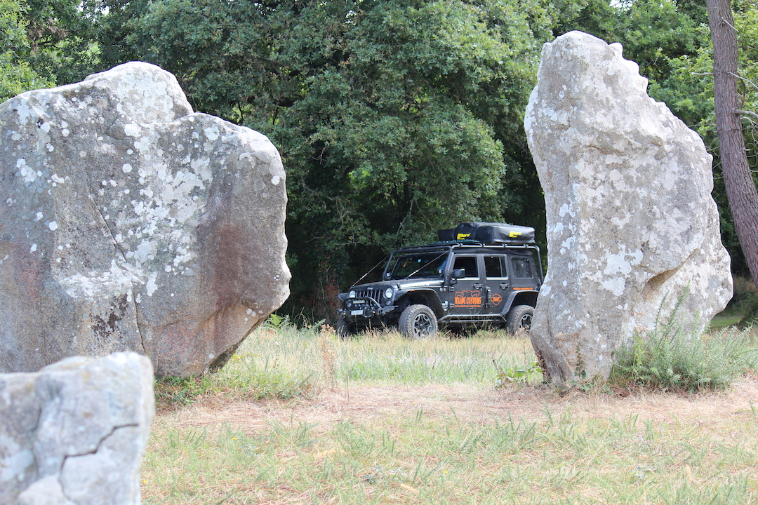 Dolmens and Menhirs: Mystical Landmarks of Brittany