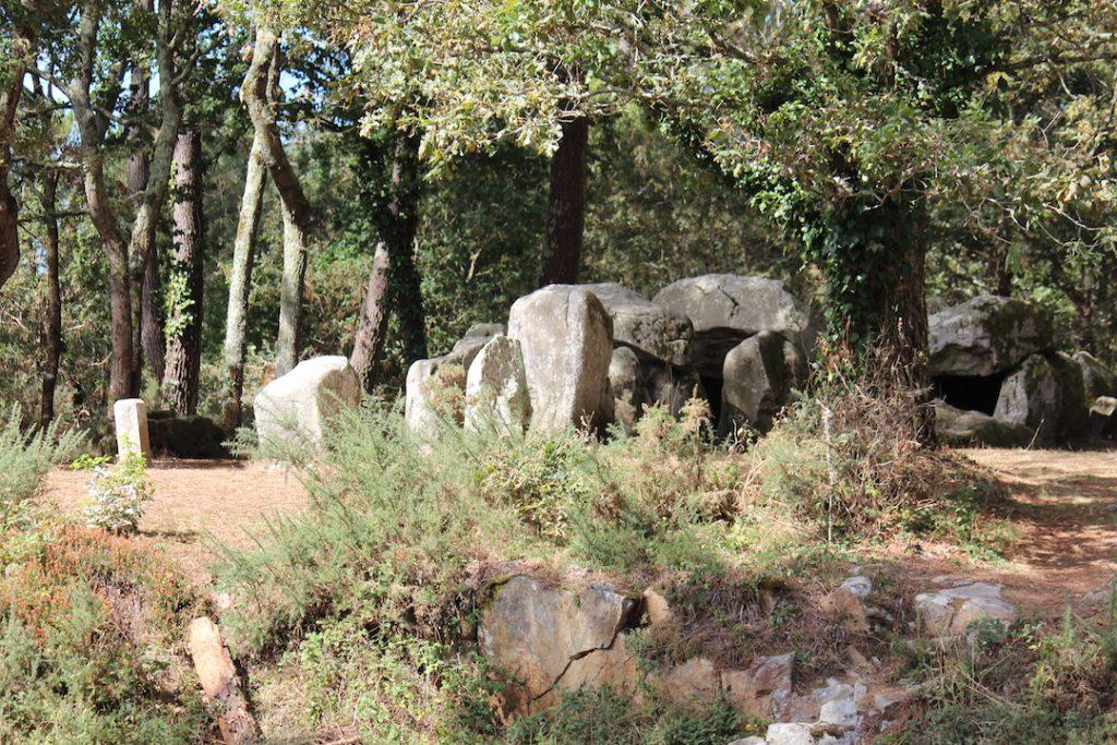 Dolmen of Mané Groh