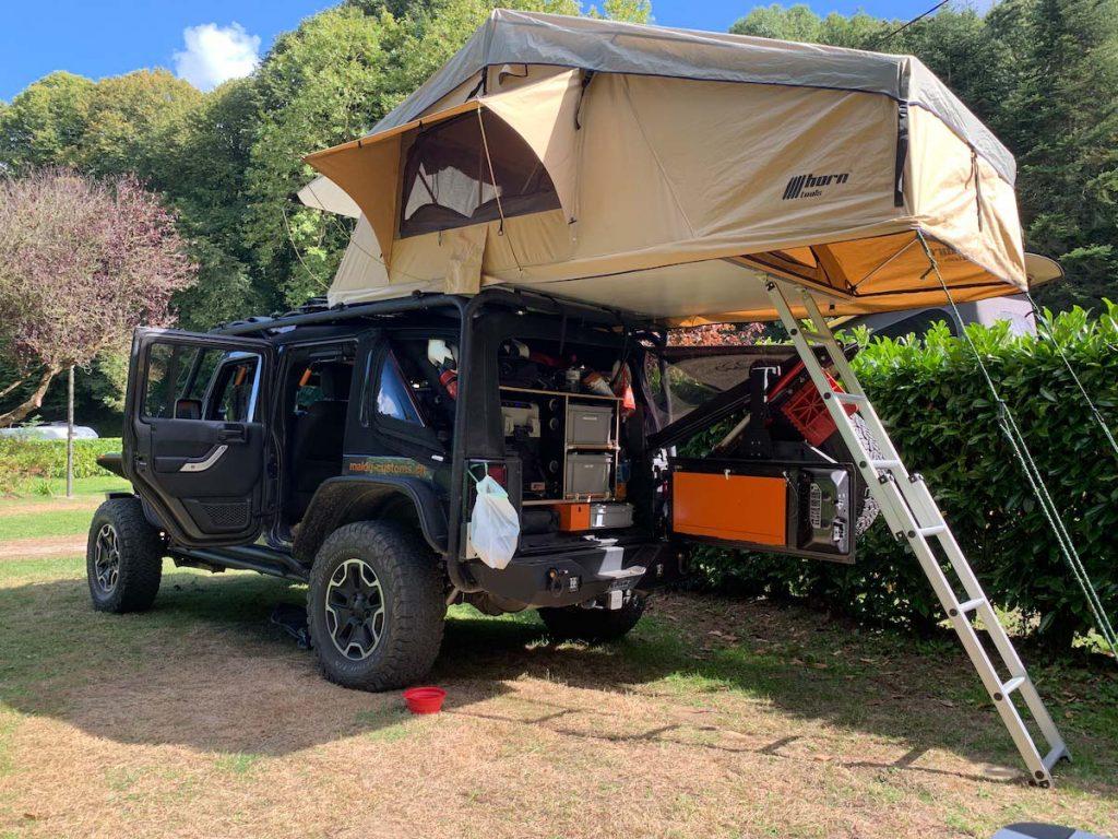 """Campingplatz """"Les 4 Vaulx"""" bei Saint-Cast-le-Guildo"""